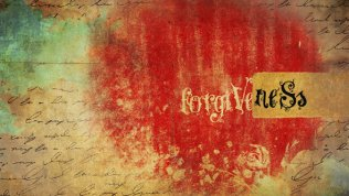 RED FORGIVENESS
