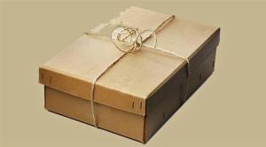 Tattered Treasure Box