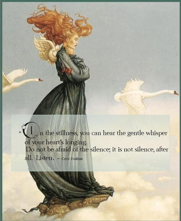 Heart's Longing Quote