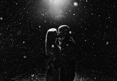 Snow Kissing