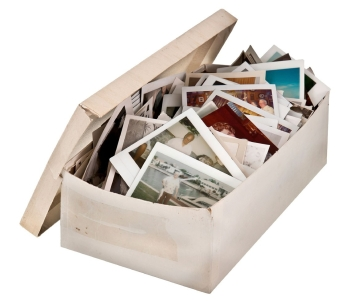 Box of Photos