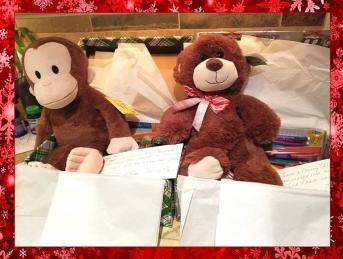 Christmas Shoeboxes 2016